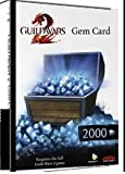 Guild Wars 2 Gem Card (2000) PC