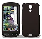 Samsung Galaxy S Epic 4G (Sprint) Black Rubber Feel Hard Case Cover