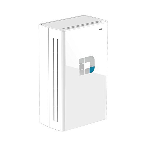 D-Link Wireless AC750 Mbps Compact Wi-Fi Range Extender