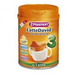 DAVID 3 LATTE POLVERE 800G