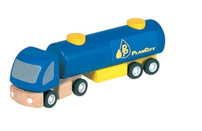 Tanker Truck by Plan Toys - Buy Tanker Truck by Plan Toys - Purchase Tanker Truck by Plan Toys (Plan Toys, Everything Else,Categories,Vehicles,Cars)