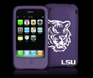 Tribeca Iphone 3g / 3gs Silicone Case - Louisiana State U