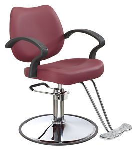 Classic Hydraulic Barber Chair Styling Salon Beauty 3R