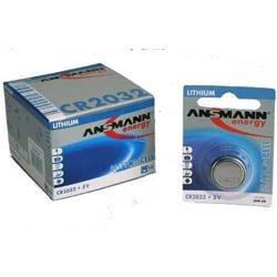 ANSMANN pile bouton au lithium cR2032 3,0Volt 210mAh