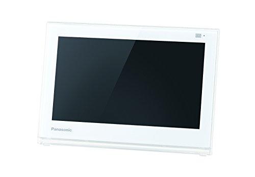 パナソニック 10V型 ポータブル液晶テレビ 防水タイプ  プライベート・ビエラ  ホワイト UN-10E6-W