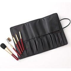 ゼニス 化粧筆セット 熊野筆 熊野化粧筆 5本セット ブラシ専用ケース付 KFiーR105