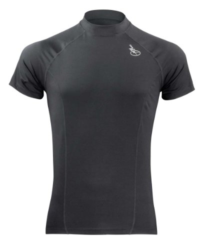 Time to Run Men's Short Sleeved Compression Top