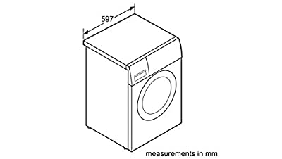 Siemens WM08X168IN Front-loading Washing Machine (5.5 Kg)