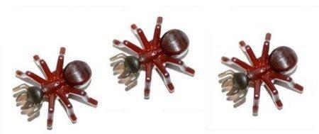 Ants Set of 3- Lego (レゴ) Animal/Insect Minifigure (Indiana Jones (インディジョーンズ) ) ブロック おもちゃ (並行輸入)