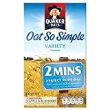 Quaker Oats Oat So Simple Variety Porridge 9S 297G