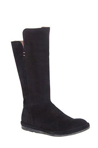Ella Mid Calf Flat Boot