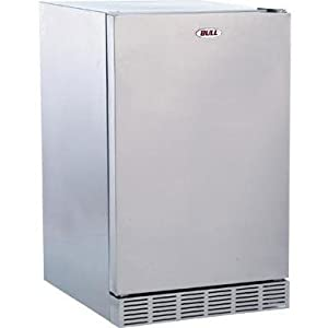 Bull 4 1 Cu Ft Stainless Steel Compact
