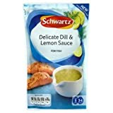 Schwartz For Fish Delicate Dill & Lemon Sauce 300G