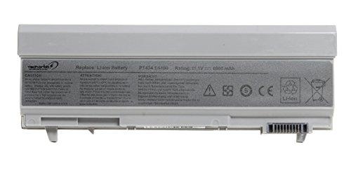 TechOrbits replacement battery for Dell Latitude E Series E6400