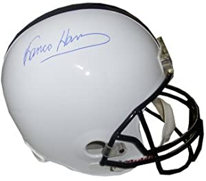 Franco Harris signed Penn State Nittany Lions Full Size Replica Helmet by Athlon+Sports+Collectibles