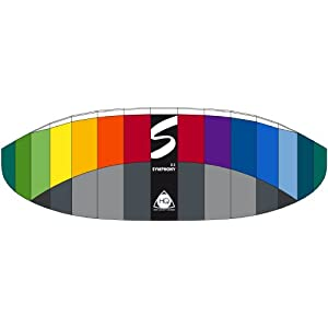 HQ Series Symphony Professional Kite (2.2 Rainbow)