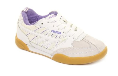 Hi-Tec Ladies Squash Classic Active Trainers
