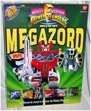 Power Rangers Deluxe Megazord