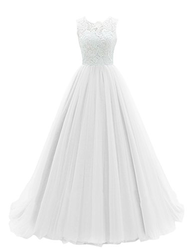 dresstells-womens-long-tulle-ball-gowns-wedding-dress-evening-formal-party-maxi-dress-ivory-size-26w