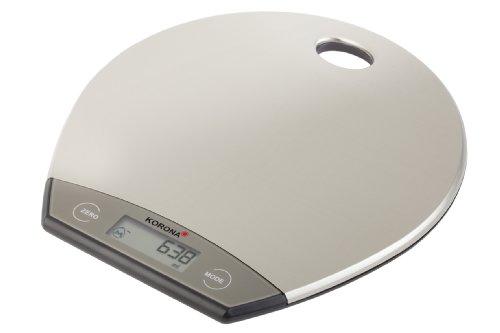 Korona 2050175 Karin Balance de Cuisine Électronique en Inox