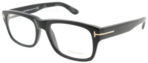 Tom Ford Tom Ford Tf 5253 Black Frame/Clear Lens 54Mm