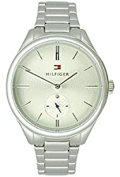 Tommy Hilfiger Sub-Seconds Stainless Steel Women's watch #1781576