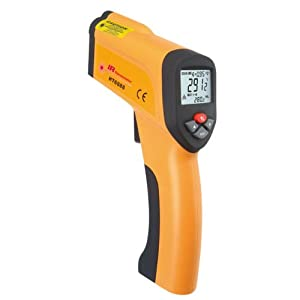 GSI Handheld Professional Non-Contact High-Temperature IR Infrared Thermometer Gun With Laser Targeting - Instant Accurate ?C Or at Sears.com