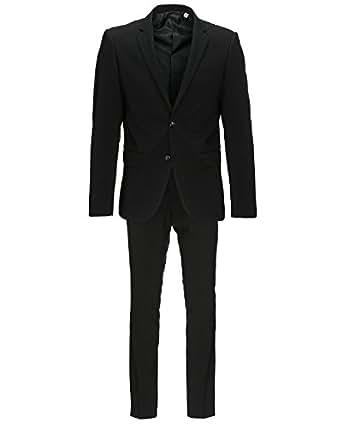 Lindbergh - Costume CPH - Suit black (35-6104) - Taille 44/XXS - Couleur Noir