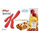 Kelloggs Special K Peach And Apricot 5Pk 115G