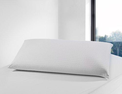 savel-funda-de-almohada-100-algodon-listado-suave-y-absorbente-40x90cm