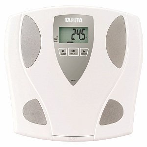 Tanita UM-081 Scale plus Body Fat Monitor with Body Water % Percentage