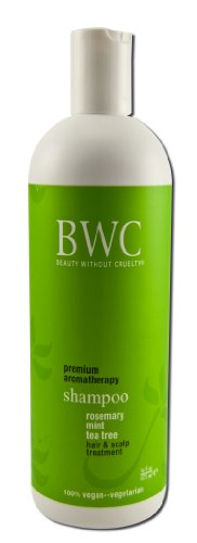 Beauty Without Cruelty Rosemary/mint/tea Tree Shampoo 473 ml (Shampoos)