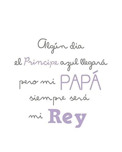 LO + demoda Muursticker Papá Rey