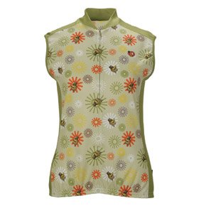 Buy Low Price 2007 Pearl Izumi Originals Women's Sleeveless Jersey – Big Bird – XS (B000P4J2NM)