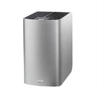 WESTERN DIGITAL My Book Thunderbolt Duo external hard drive for Mac - 4 TB, silver from WESTERN DIGITAL