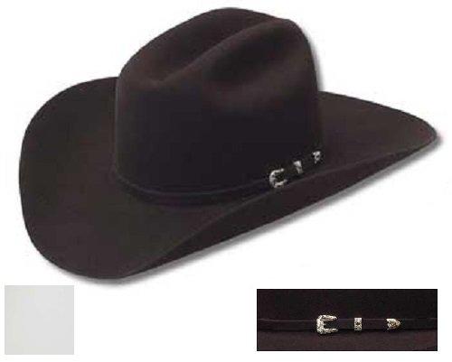 c0affe6b322 American Hat Company 60X Quality Felt Customizable Crystal Cowboy ...