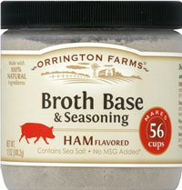 Orrfar: Soup, Base, Ham, 12 OZ - 1