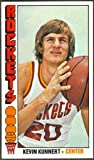 1976 Topps Regular (Basketball) Card# 91 Kevin Kunert of the Houston Rockets ExMt Condition