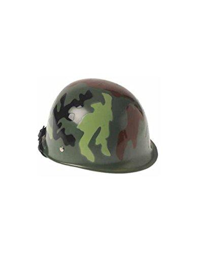 Kids Camo Plastic Army Helmet
