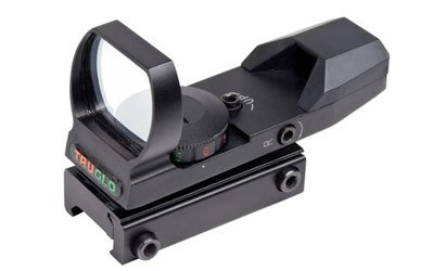 Truglo Red-Dot Sight Dual-Color Black by TruGlo
