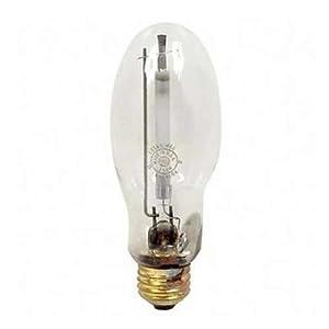 GE Lighting 26424 150-Watt LUCALOX HID High Pressure Sodium Medium Base Light Bulb, 1-Pack