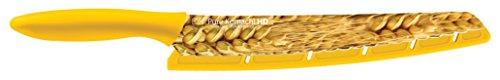 Kai USA Pure Komachi AB9062 HD Photo Bread Knife, 8-Inch, Wheat