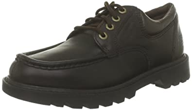 Caterpillar Reposition, Chaussures de ville homme - Marron (Brown), 41 EU