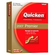 Quicken Personal Finances 2007 Premier