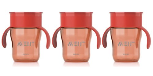 Red Sippy Cup front-136061