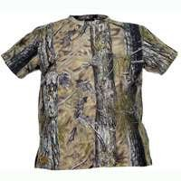 Camouflage Short Sleeve T Shirt