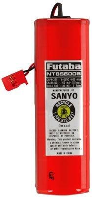 Futaba NT8S600B Tx NiCd 600mAh 6DA/8U