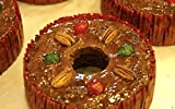 Assumption Abbey Fruit Cake in Traditional Tin, 2 lbs