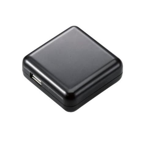 ELECOM Galaxy Tab用AC充電器 USB ブラック MPSC-GT10ACUBK