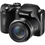 Samsung WB100 Smart Digital Camera (Black)